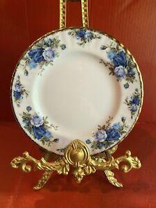 1 Royal Albert Moonlight Rose Salad  Plate