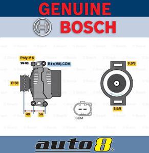 Bosch Alternator for Mercedes-Benz Sl350 230 3.5L Petrol M 272.966 2006-2007