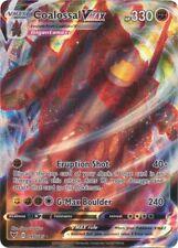 Coalossal VMAX - 099/185 - Ultra Rare Vivid Voltage Pokemon NM
