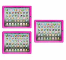 YPAD Multimedia Learning Computer Toy Tool for Kids Machine (Pink) Set of 3