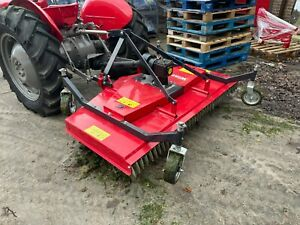 WFM180 - Winton Finishing Mower - 1.8m Wide - For Compact Tractors - Ex Demo