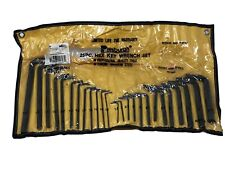 Pittsburgh 25 Piece Hex key Set No. SAE AND Metric,Long &Short Series+Pouch