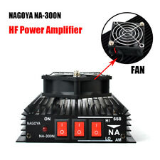 15,12,10 meter HF Power Amplifier with Heat Dissipation Function For Portable