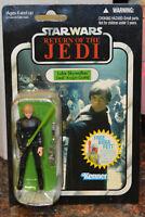 Hasbro Star Wars 21484 Luke Skywalker Action Figure VC23 Vintage Collection Card
