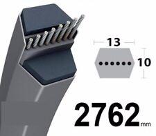 courroie AA105 héxagonale 13 X 2762mm pour tondeuse autoportée Husqvarna neuve