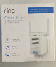 Ring Chime Pro Wi-Fi Extender and Indoor Chime