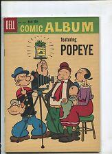 DELL POPEYE COMIC ALBUM (9.0) 1959