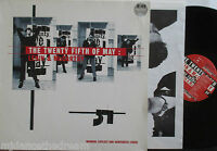 THE TWENTY FIFTH OF MAY ~ Lenin & McCarthy ~ VINYL LP