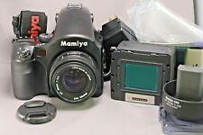 Mamiya 645AFD Leaf Aptus II 5 22MP 80mm f/2.8 Kit Complete Excellent