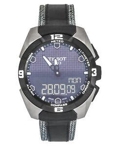 TISSOT T-TOUCH EXPERT SOLAR QUARTZ MEN'S WATCH T0914204605101, MSRP: $1,150