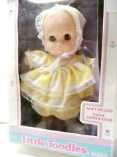 Vintage Uneeda Little Toodles Brown Eyed Baby Doll - Mint Boxed