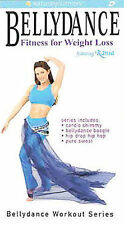 Bellydance Fitness for Weight Loss - Boxed Set (VHS, 2002, 4-Tape Set, Four...