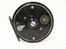 """Vintage JW Young 3 ½"""" Beaudex Alloy Trout Fly Fishing Reel"""