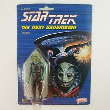 Star Trek The Next Generation SELAY Action Figure Snake Enemy Alien Galoob 1988