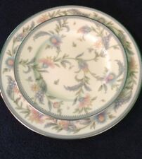 Noritake Jardin Fleuri Dinner And Salad Plate New w/Tags~Replacements