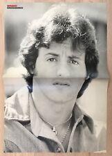BRAVO POSTER Sylvester Stallone Rambo Rocky - Billy Idol - 80er Jahre !!!