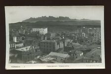 Spain MANRESA Vista parcial Vidaja parto c1910s RP PPC