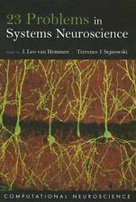 23 Problems in Systems Neuroscience (Computational Neuroscience-ExLibrary