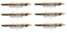 6 x MAXGEAR Glühkerze 66-0014 MERCEDES C-KLASSE W202 E-KL W124/210 G-KL W463