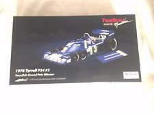 GPC97041 TYRRELL P34 W/ALL FACTORY BOXES,HARD TO FINE, SEALED BOX,COLLECTOR