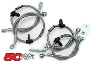 "Russell Performance Brake Line Kit 97-06 Jeep Wrangler (TJ) with 4-6"" lift"