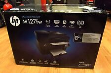 BRAND NEW HP LaserJet Pro M127fw All-In-One Laser Printer