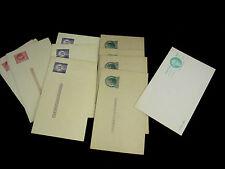 Vintage Unused Postcards 1 Cent (5) + 2 Cent (18) + 3 Cent (3) Stamp Printed