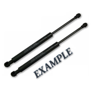 TRISCAN X2 Pcs Tailgate Trunk Gas Spring Strut For VOLVO S60 II 31333127