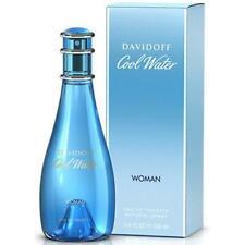 NEW DAVIDOFF COOL WATER EAU DE TOILETTE FOR WOMEN IN OFFER PRICE - 100 ML