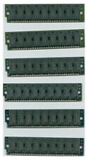 6x 1MB 30-Pin 9-Chip (Parity) 70ns & 80ns Mix FPM Memory SIMMs 1Mx9