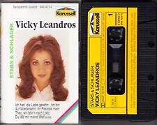 MC Stars & Schlager - Vicky Leandros - Karussell - Musikkassette tape