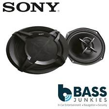 "Sony XS-FB6920 Car Stereo 6""x9"" Inch 840 Watts 2 Way Rear Door Coaxial Speakers"