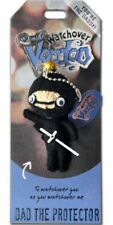 "Watchover Voodoo Doll  -  Dad The Protector  3"" New Lucky Charm"