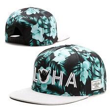 New Cappello Unisex Aloha Flowers  baseball snapback hat cap for mens women 0515