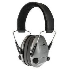 Radians Transverse Electronic Earmuff Hearing Protection Silver Muffs TV0600CS