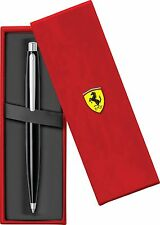 Sheaffer Ferrari VFM Gloss Black Ballpoint Pen Boxed Official Licensed Product