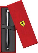 Sheaffer Ferrari VFM Gloss Black Ballpoint Pen Boxed Official Licensed Product
