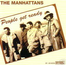 MANHATTANS - People get ready - Great Soul CD