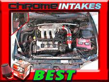 K&N+RED 93 94 95-97 FORD PROBE GT/MAZDA MX6/626 2.5 2.5L V6 COLD AIR INTAKE KIT
