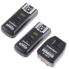 RF-602 Remote Flash Trigger+2x Receiver for NIKON D800E D800 D700 D610 D7100 D70