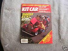 Petersen's Kit Car Magazine September 1983
