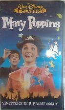 VHS - WALT DISNEY/ MARY POPPINS