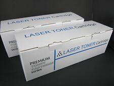2x Toner for Xerox CT202264 Black DocuPrint CP115w CP116w CP225w CM115w CM225fw
