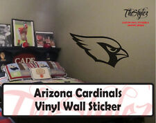 Arizona Cardinals Oversize Wall Vinyl Sticker