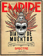 Empire Magazine 317 November 2015 SPECTRE James Bond 007 LIMITED COVER SEALED