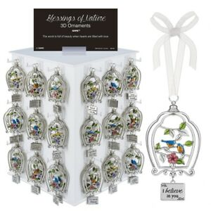 Ganz E8 Easter Valentine's Day Everyday - Blessings of Nature Bird 3D Ornament