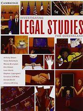 Investigating Legal Studies for Queensland Bundle BNew Print+pdf+Interactive