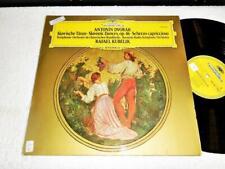 RAFAEL KUBELIK~Dvorak Slavonic Dances Op 46~1975 DGG CLASSICAL LP RARE NMint