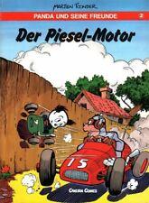 Panda und seine Freunde, Bd. 2 : Der Piesel-Motor, SC, Carlsen