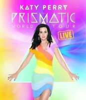 The Prismatique World Tour Live : Katy Perry Blu-Ray (ERBRD5270)